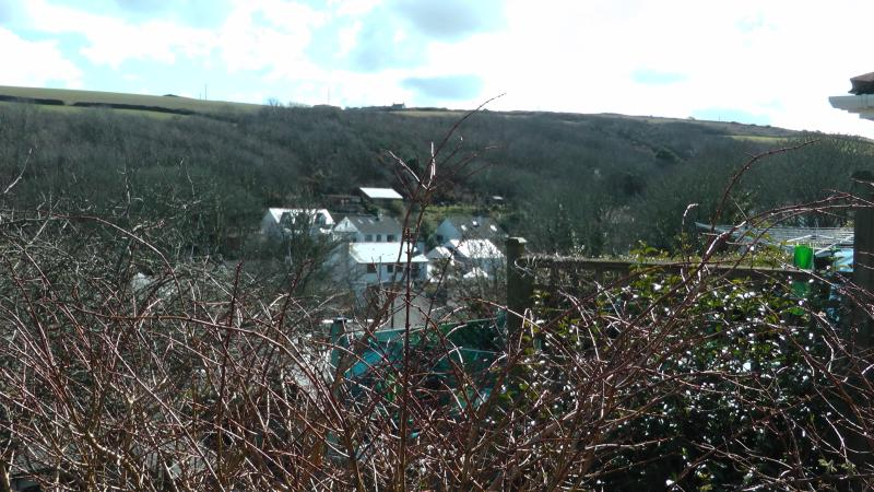 views over perrancoombe