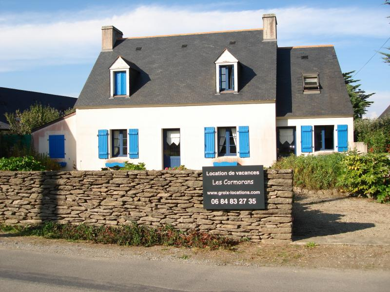 Les Cormorans, location de vacances à Groix