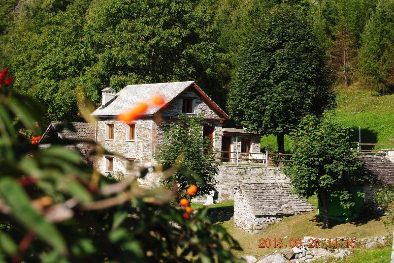 Ronco, holiday rental in Fornarelli
