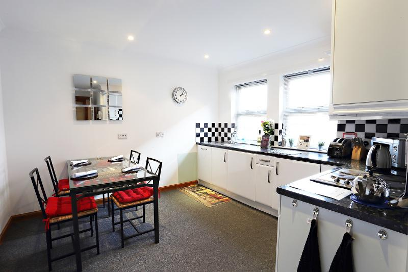 Pintail Apartment Bamburgh Northumberland, vacation rental in Bamburgh