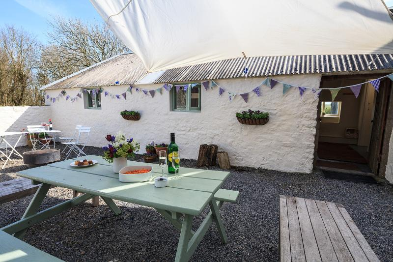 the bunkhouse at Warren Farm, vacation rental in Castlemartin