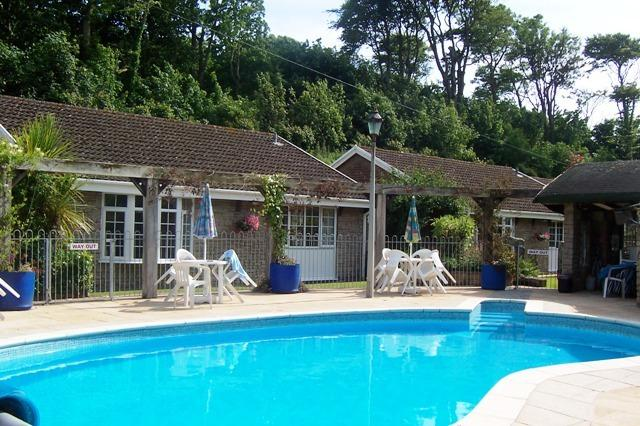 Located on a small complex with shared use of the heated pool from May to Sept