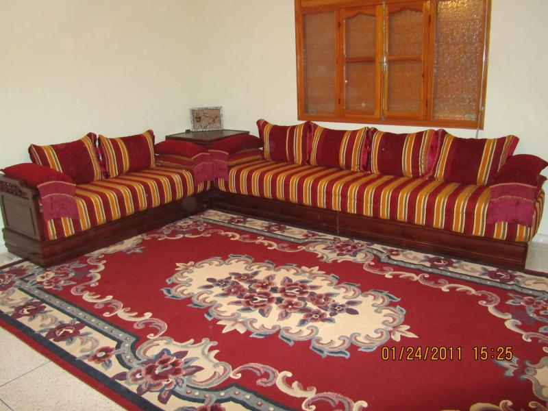 Sunny  House ideal for family, holiday rental in Oulad Teima