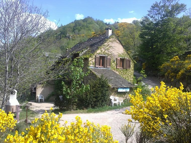 Gites du Chastel, holiday rental in Lozere