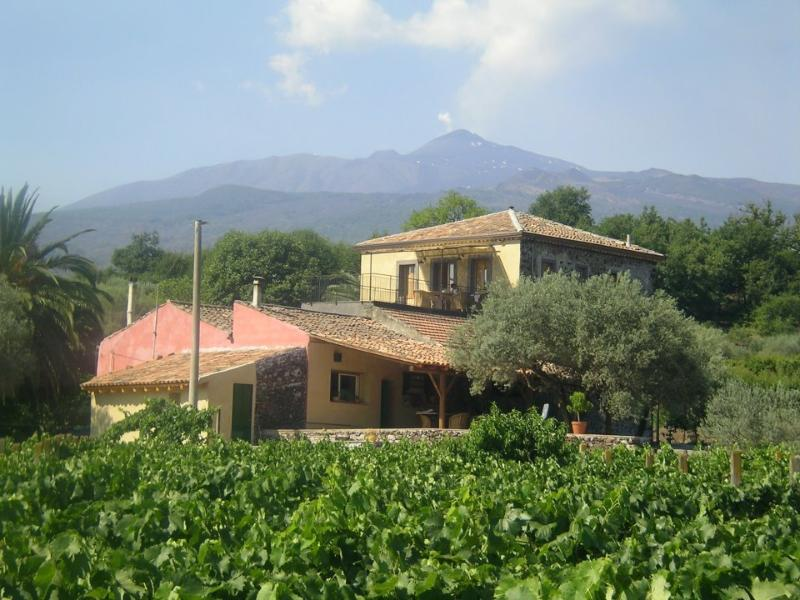 Tenuta Madonnina, vacation rental in Solicchiata