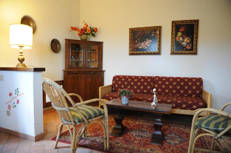 soggiorno appartamento Belvedere