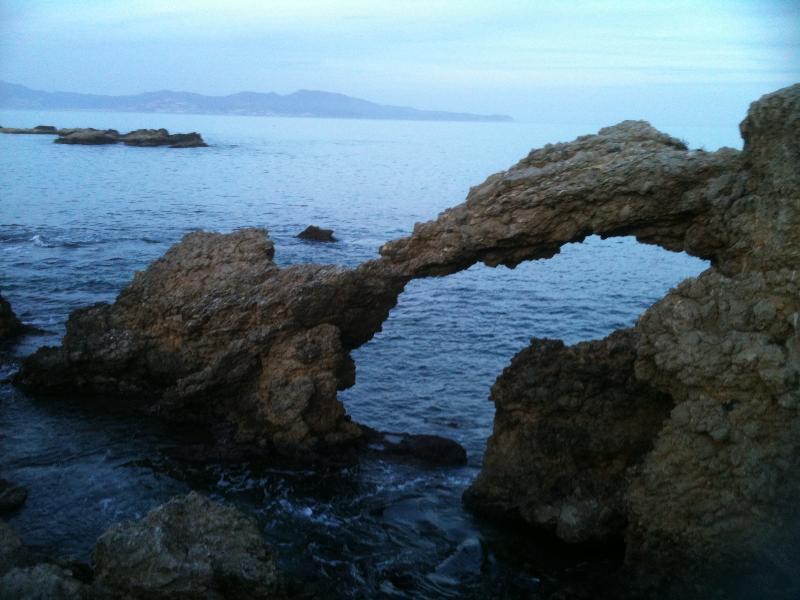Empuriès  plage et ruines toutes proches