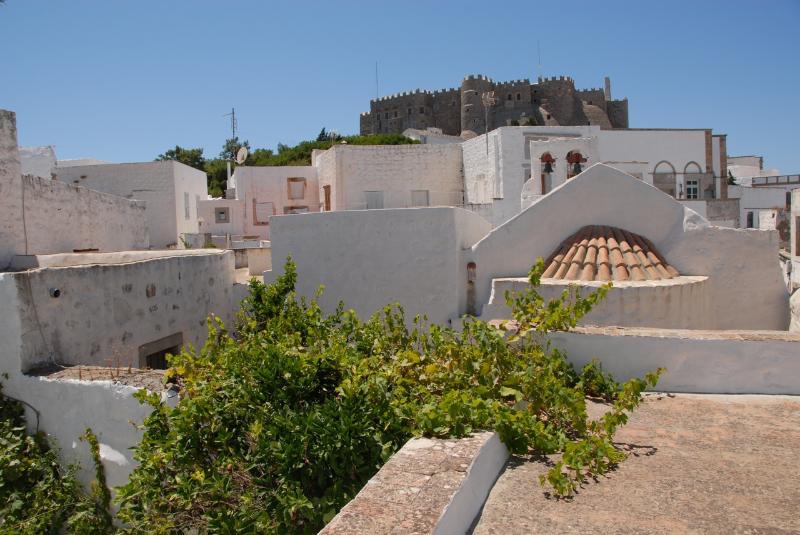 Villa Malandrakis and Honeymoon suite, casa vacanza a Grikos