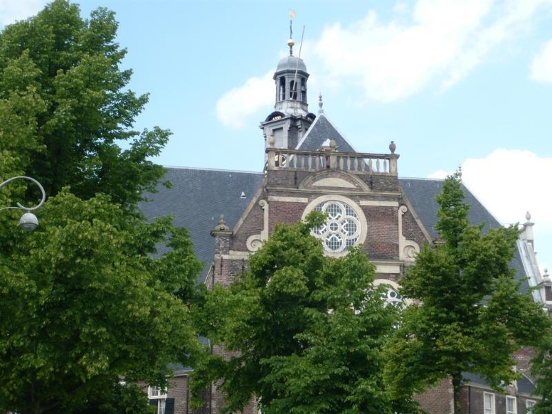 The Noorderkerk tower
