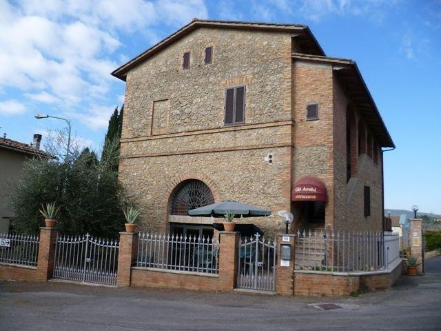Apartamento perfecto para parejas en Siena, holiday rental in Tognazza