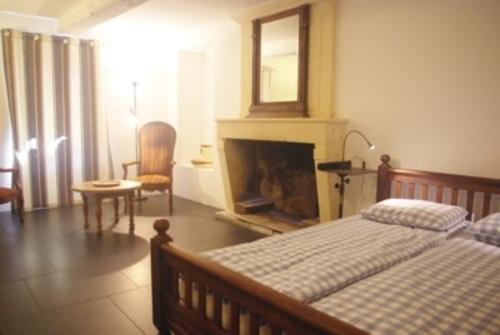 Grounfloor bedroom