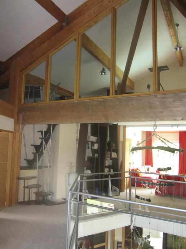 1er etage et vue sur la mezzanine