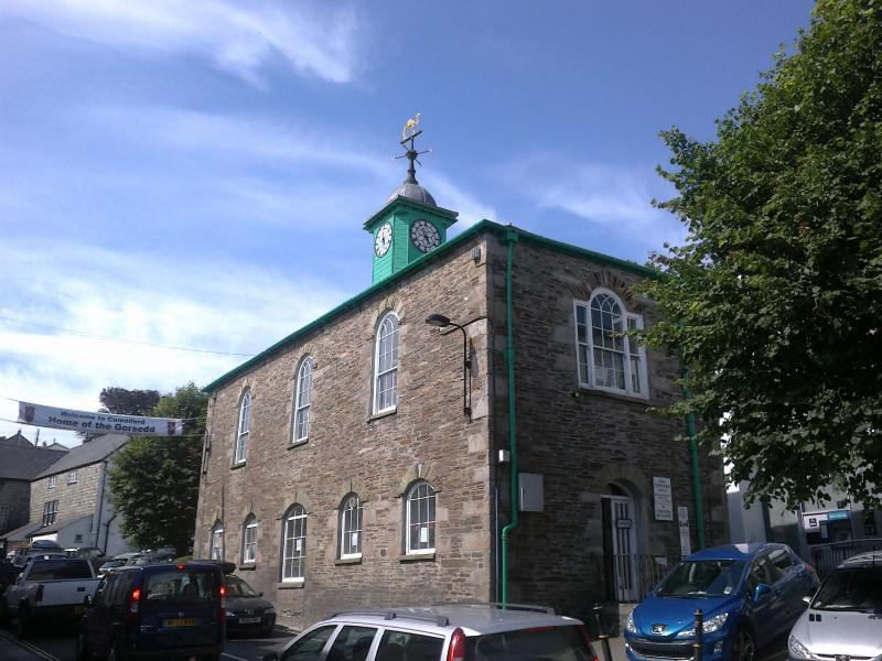 Camelford Town Hall