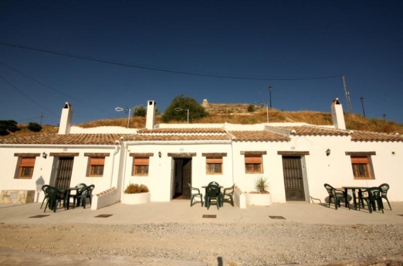 """Cueva """"La Mimbrera""""., vacation rental in El Sabinar"""