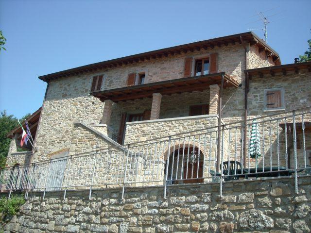 Apartamento para 5 personas en Pratovecchio, holiday rental in Stia