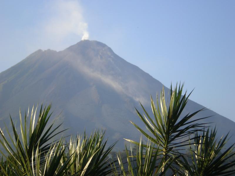 II the Arenal Volcano