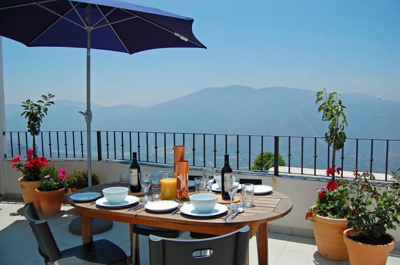 ... or the sun terrace.