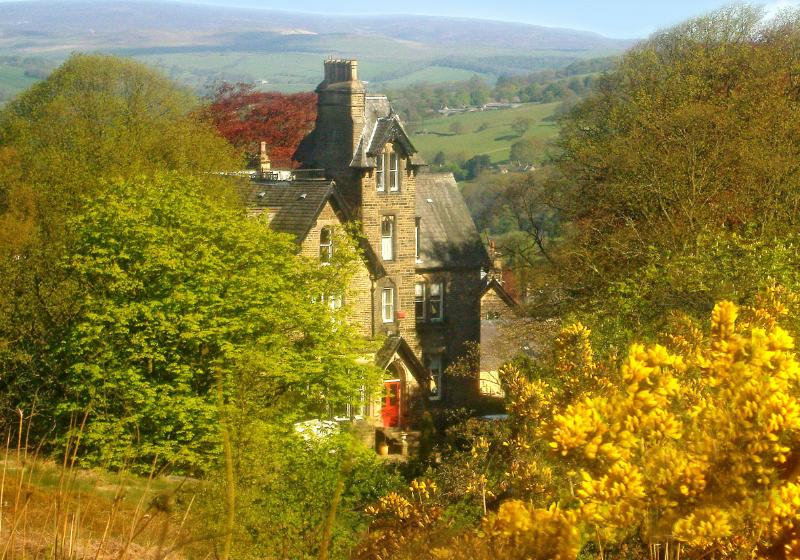 The Glenmoor Apartment at Westwood Lodge, holiday rental in Ilkley