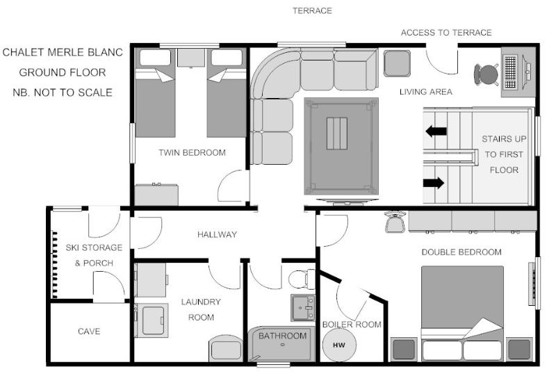 Segundo piso plano