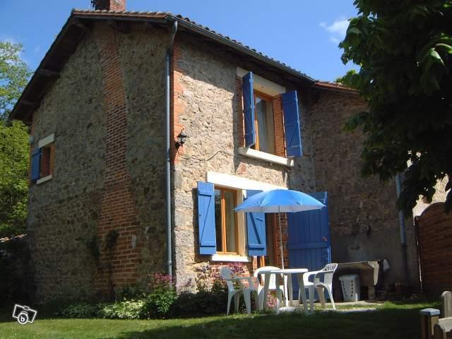 Maison Lavaud, vacation rental in Nantiat