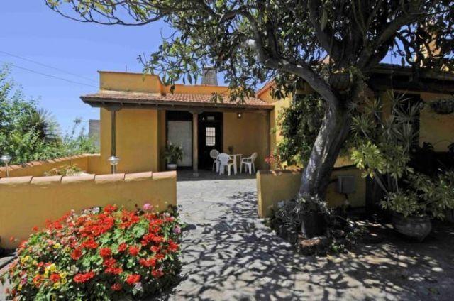 Casa Rural Los Marantes, alquiler vacacional en Puntagorda