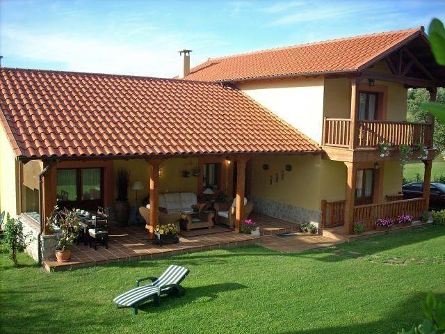 Chalet El Ñeru Asturias., holiday rental in Camango