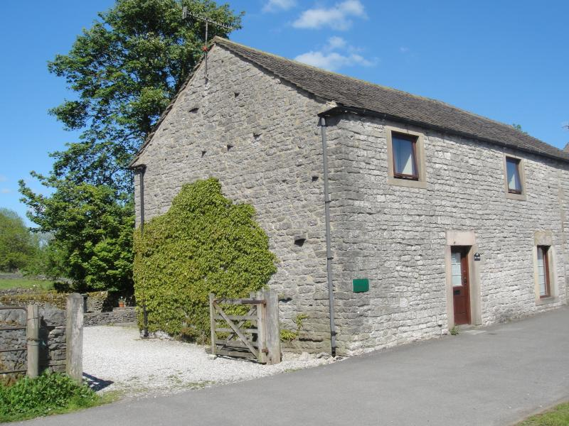 The Barn - situated on the Green in Monyash