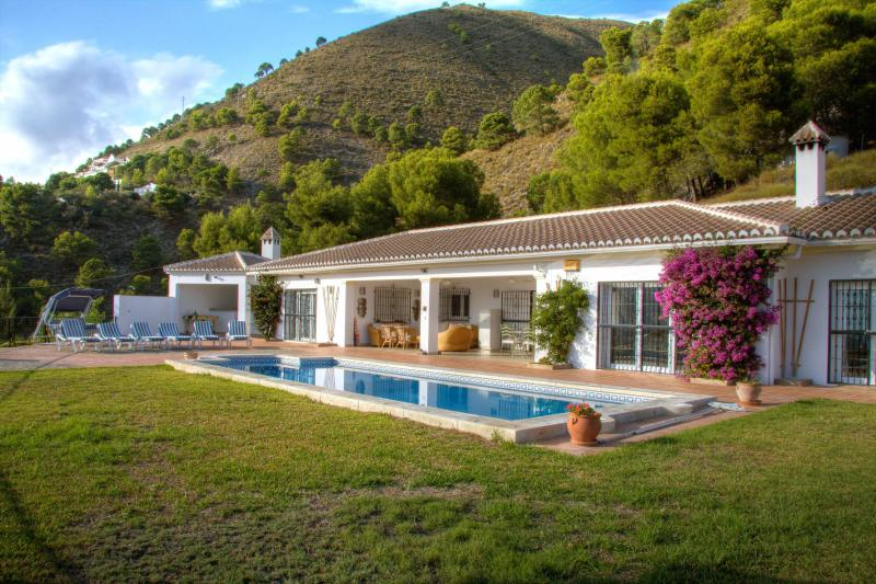 Villa setting