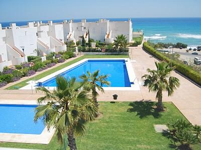 Lance Nuevo. Casa Blanca, holiday rental in Mojacar