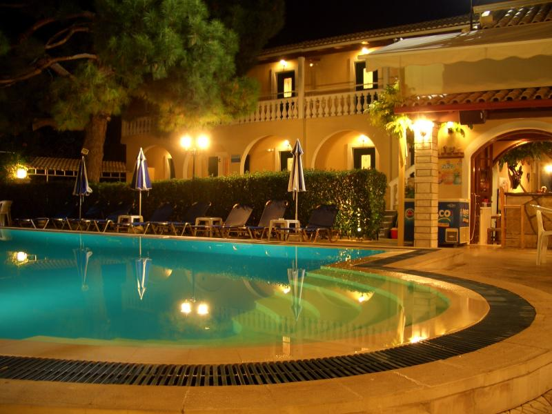 Solaris holiday apartment in Kassiopi ,Corfu