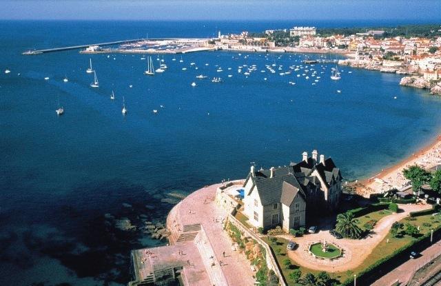 Villa Sol Mar Estoril – semesterbostad i Estoril