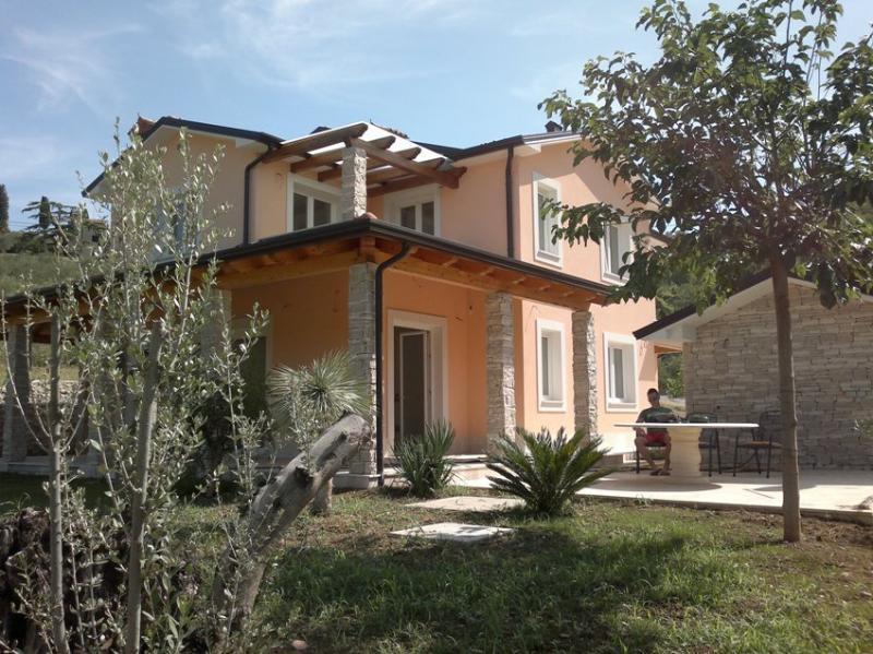 Brand new apartment house in Strunjan