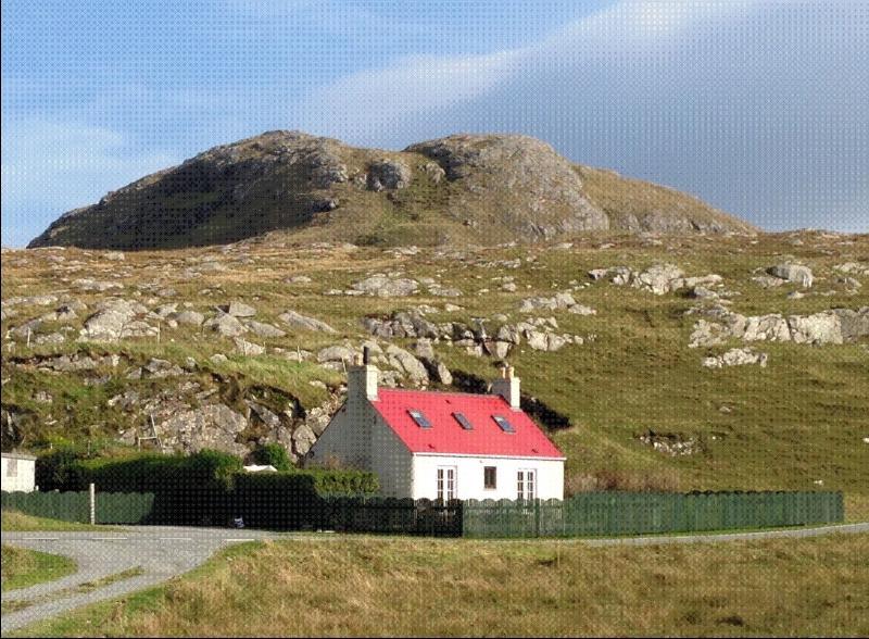Ben Scrien Cottage, location de vacances à Isle of Eriskay