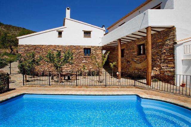 cortijo San Marcos, holiday rental in Bacares