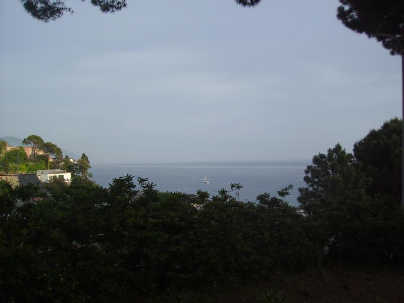 vista sul golfo delle '5 TERRE'