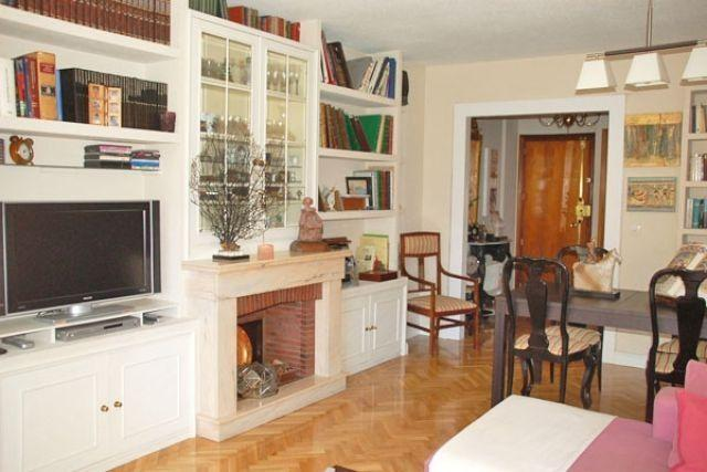 García Tapia, holiday rental in Madrid