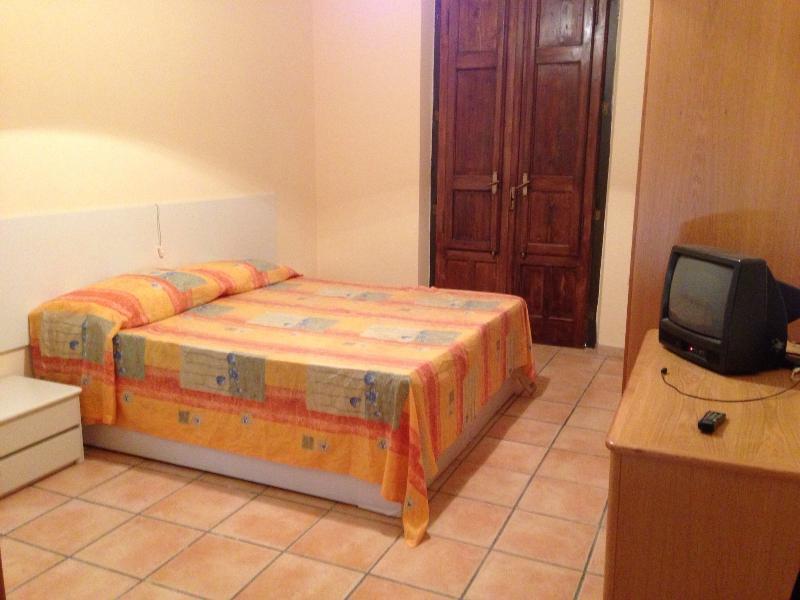 Camera da letto situata al 1 ^ piano lato nord