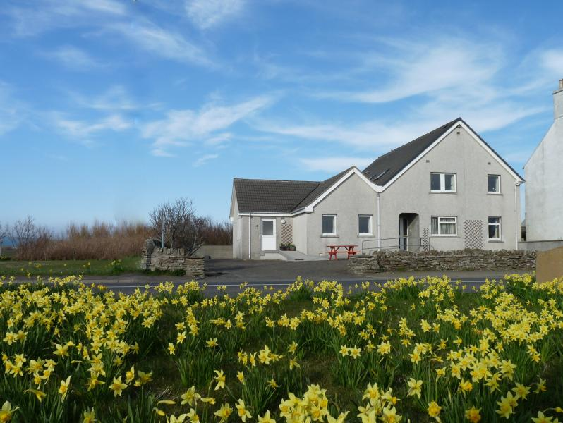 Kringla apartments, quality self catering holiday accommodation in Orkney.