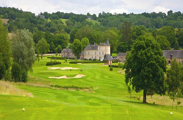 Champs de Bataille golf course