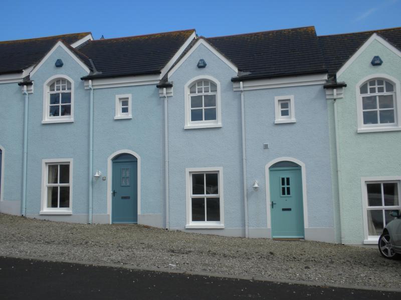 Mediados terraza Cottage - recién remodelada.