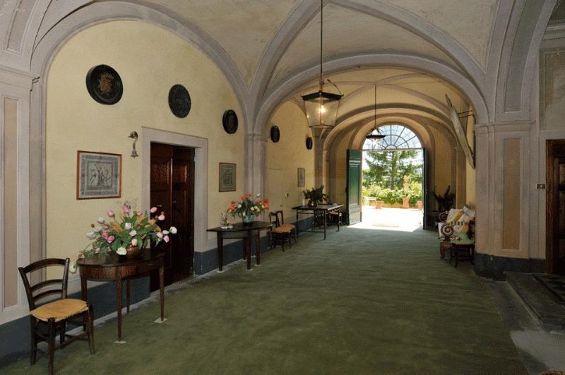 Palazzo Curini Galletti, holiday rental in Casciana Alta
