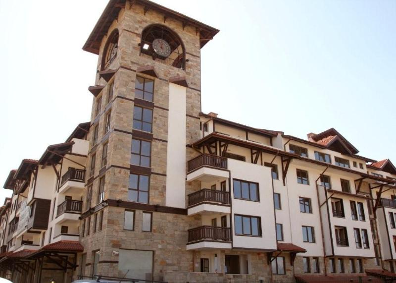 Outside view of Bansko Royal Towers