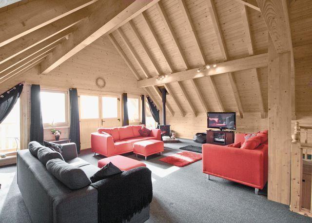 Enjoy the spacious accommodation