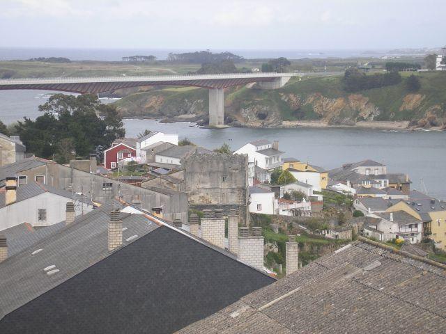 Vista al exterior desde terraza