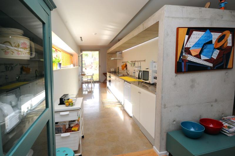 Cozinha da 'Villa'