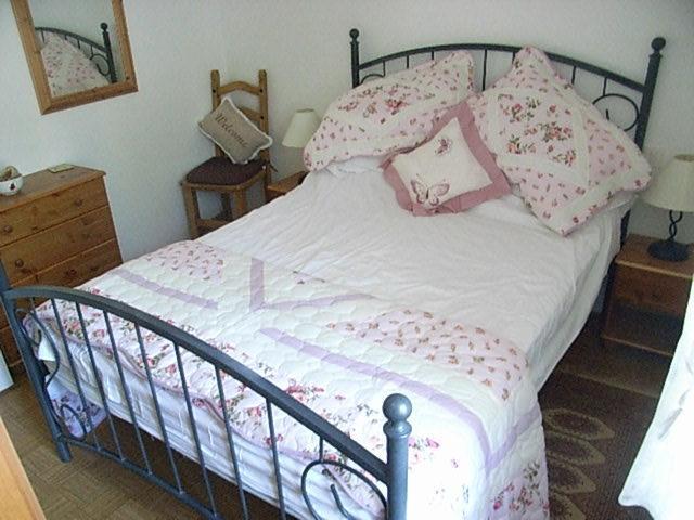 double bedded room - ground floor