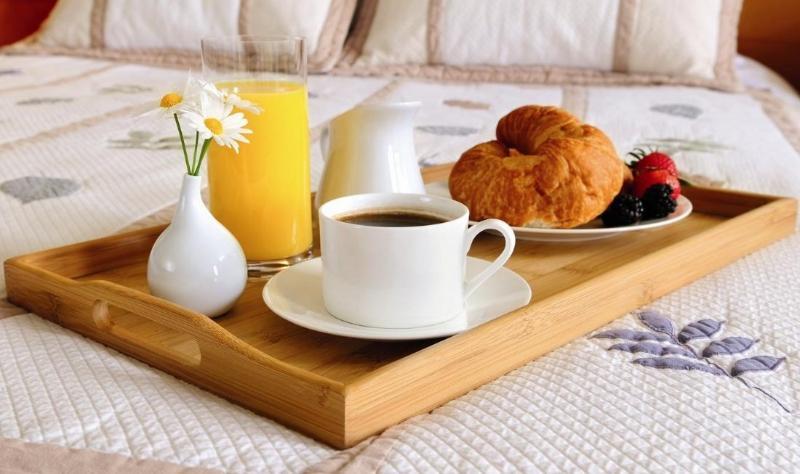 La formula più comoda per alloggiare: letto e colazione