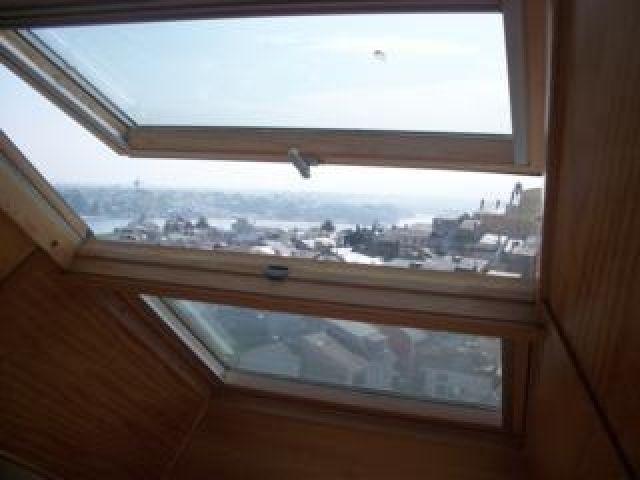 Vista al exterior desde dormitorios