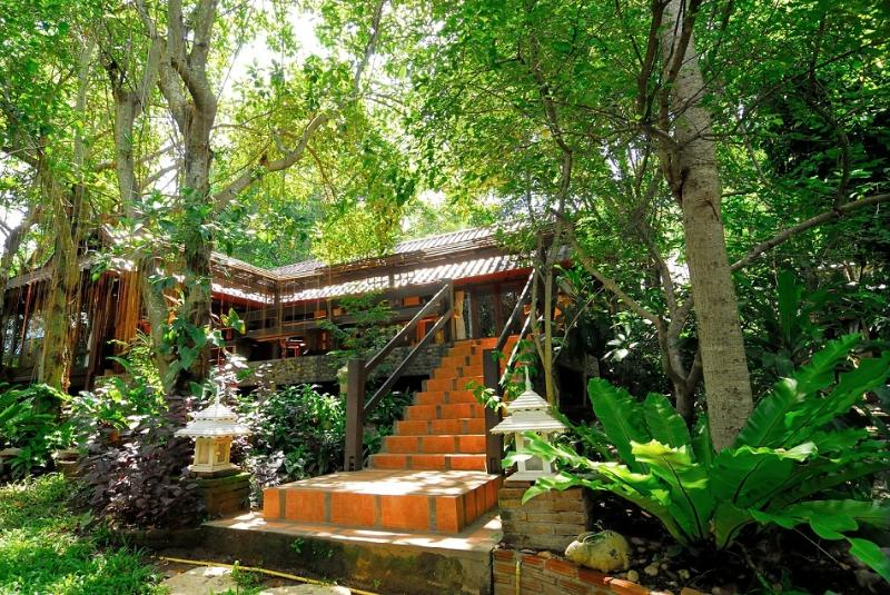 Nature Holiday Home Stay, alquiler de vacaciones en Ban Pong
