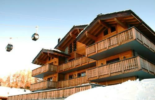 Hauts de Veysonnaz 1 flat 11, holiday rental in Saviese